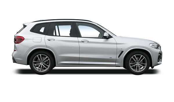 BMW X3 Estate xDrive30d M Sport 5dr Step Auto