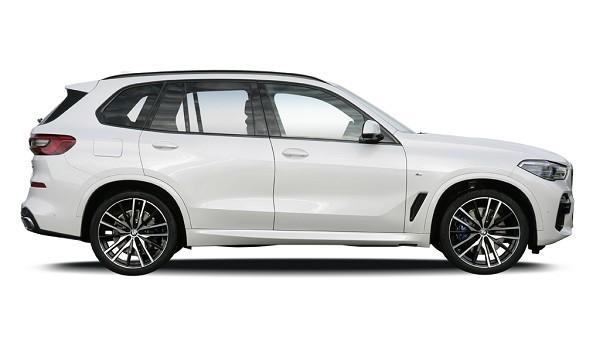 BMW X5 Estate xDrive40i M Sport 5dr Auto [7 Seat]