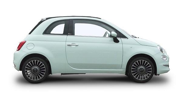 Fiat 500 500C Convertible 1.2 S 2dr Dualogic