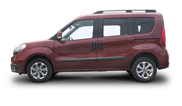 Fiat Doblo Estate 1.6 Multijet 95 Trekking [Family Pack] 5dr [SS]