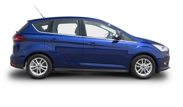 Ford C-Max Estate 1.5 TDCi Titanium Navigation 5dr Powershift