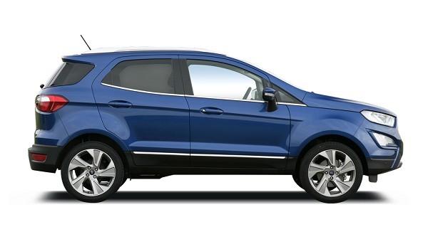 Ford Ecosport Hatchback 1.0 EcoBoost 125 Titanium 5dr