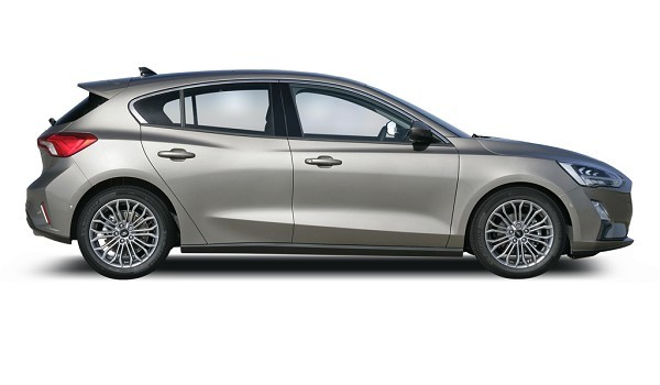 Ford Focus Hatchback 1.5 EcoBlue 120 Titanium 5dr Auto