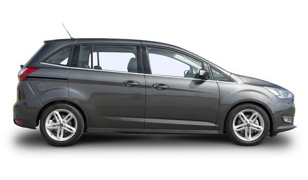 Ford Grand C-Max Estate 1.0 EcoBoost Zetec 5dr