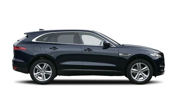 Jaguar F-Pace Estate 2.0d Portfolio 5dr Auto