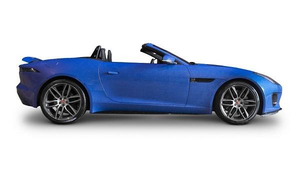 Jaguar F-Type Convertible 3.0 [380] Supercharged V6 R-Dynamic 2dr
