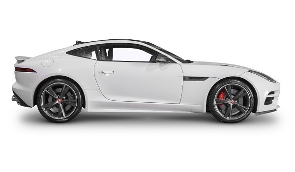 Jaguar F-Type Coupe 3.0 [380] Supercharged V6 R-Dynamic 2dr Auto AWD