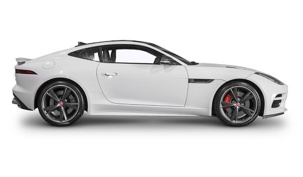 Jaguar F-Type Coupe 3.0 Supercharged V6 R-Dynamic 2dr