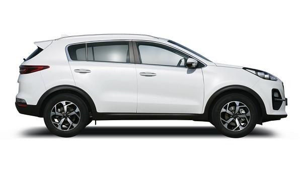 KIA Sportage Estate 1.6T GDi ISG 4 5dr DCT Auto [AWD]