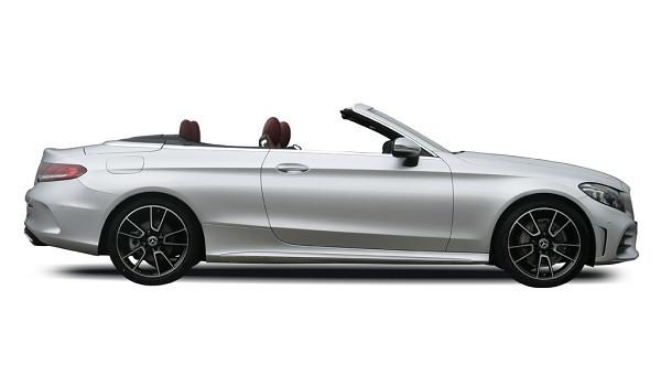 Mercedes-Benz C Class Cabriolet C200 4Matic AMG Line Premium Plus 2dr 9G-Tronic
