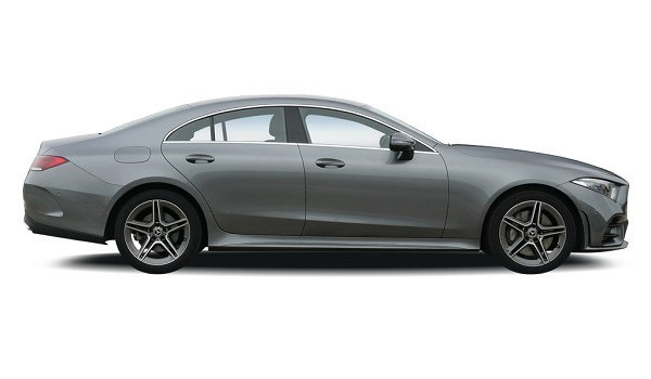 Mercedes-Benz CLS Coupe CLS 400d 4Matic AMG Line 4dr 9G-Tronic