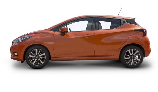 Nissan Micra Hatchback 1.5 dCi Tekna 5dr