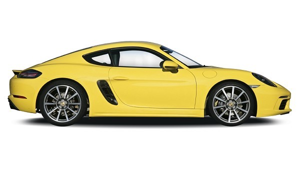Porsche Cayman 718 Cayman Coupe 2.5 GTS 2dr PDK
