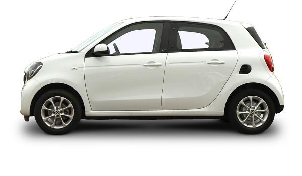 Smart Forfour Hatchback 0.9 Turbo Prime 5dr Auto