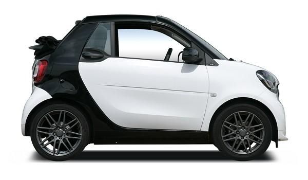 Smart Fortwo Cabrio Fortwo Cabrio 0.9 Turbo Prime Premium 2dr