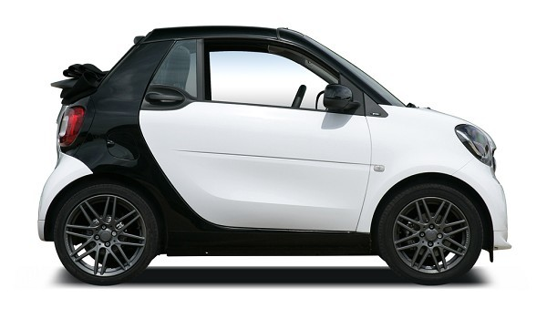Smart Fortwo Cabrio Fortwo Cabrio 1.0 Prime Premium 2dr Auto