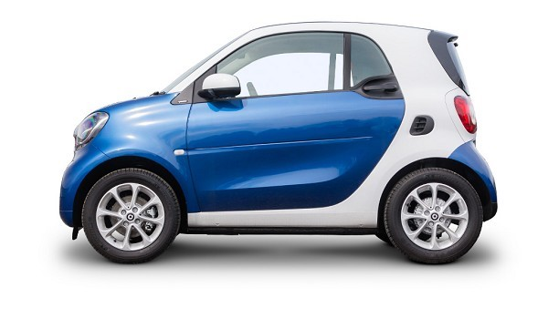 Smart Fortwo Coupe Fortwo Coupe 0.9 Turbo Prime Premium 2dr