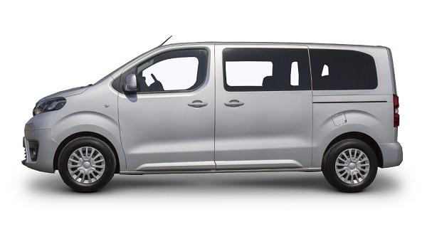 Toyota Proace Verso Estate 2.0D Shuttle Medium 5dr [Nav]