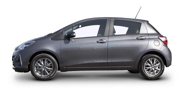 Toyota Yaris Hatchback 1.5 VVT-i Icon 5dr CVT [Nav]