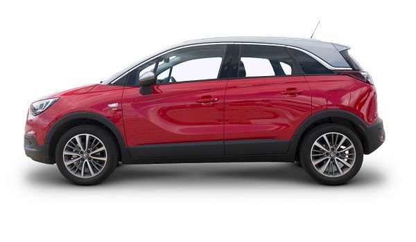 Vauxhall Crossland X Hatchback 1.2T [130] Elite 5dr [Start Stop]