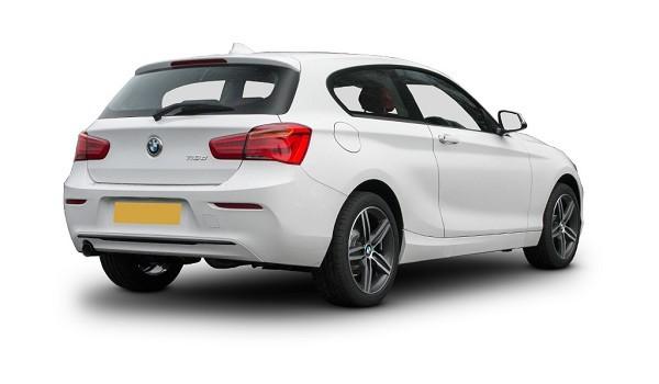 BMW 1 Series Hatchback 118i [1.5] M Sport 3dr [Nav/Servotronic]