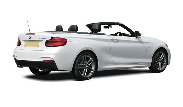 BMW 2 Series Convertible 220i Sport 2dr [Nav] Step Auto