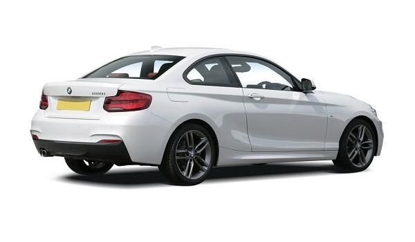 BMW 2 Series Coupe 220d M Sport 2dr [Nav] Step Auto