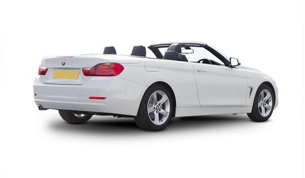BMW 4 Series Convertible 420i M Sport 2dr Auto [Professional Media]