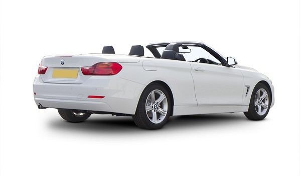 BMW 4 Series Convertible 440i M Sport 2dr Auto [Professional Media]
