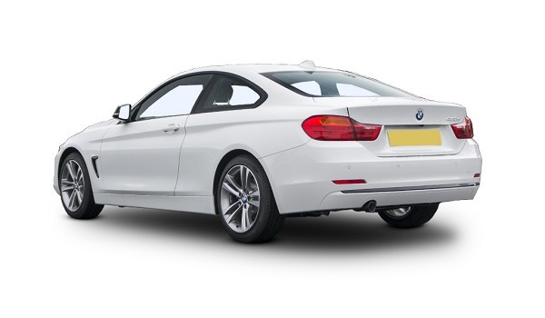BMW 4 Series Coupe 420i M Sport 2dr [Professional Media]