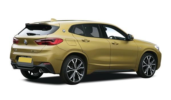 BMW X2 Hatchback sDrive 18d SE 5dr