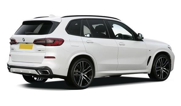 BMW X5 Estate xDrive40i xLine 5dr Auto [7 Seat]