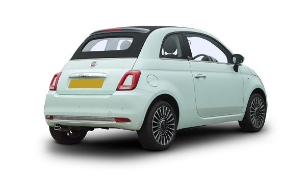 Fiat 500 500C Convertible 1.2 S 2dr