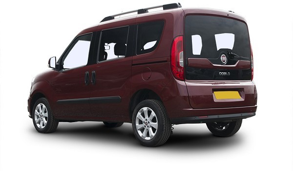 Fiat Doblo Estate 1.6 Multijet 95 Lounge 5dr [Eco Pack]