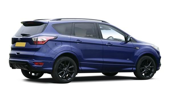 Ford Kuga Estate 1.5 EcoBoost 120 Zetec 5dr 2WD