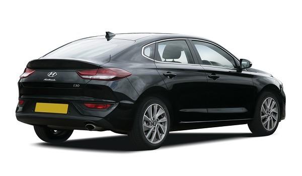 Hyundai I30 Fastback I30 Fastback 1.0T GDI SE Nav 5dr