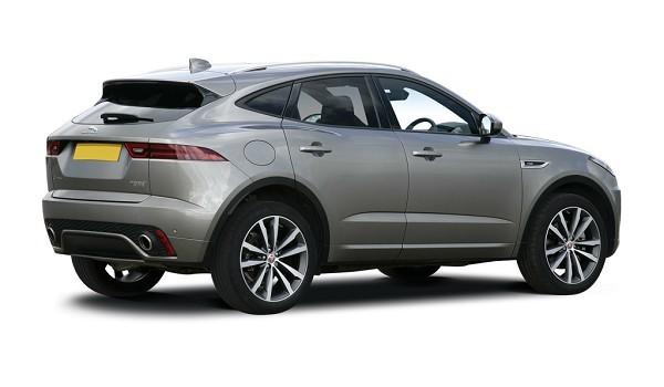 Jaguar E-Pace Estate 2.0 [300] R-Dynamic SE 5dr Auto