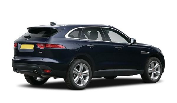 Jaguar F-Pace Estate 2.0d Prestige 5dr Auto AWD