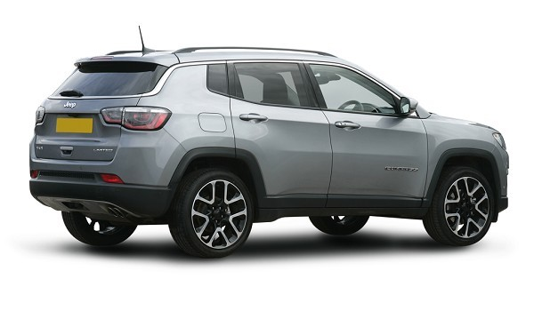 Jeep Compass SW 1.4 Multiair 170 Limited 5dr Auto