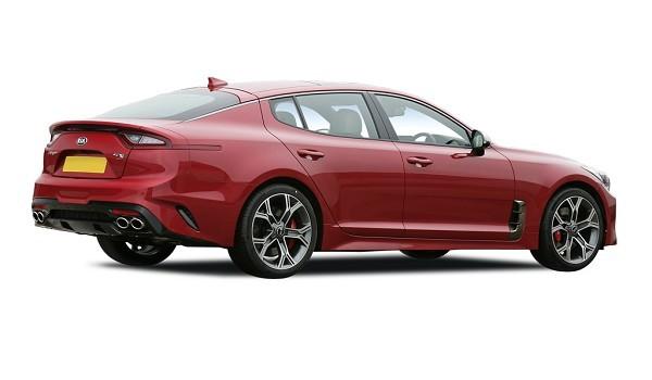 KIA Stinger Gran Turismo 3.3 T-GDi GT S 5dr Auto