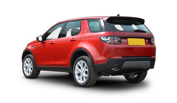Land Rover Discovery Sport SW 2.0 TD4 180 SE 5dr Auto