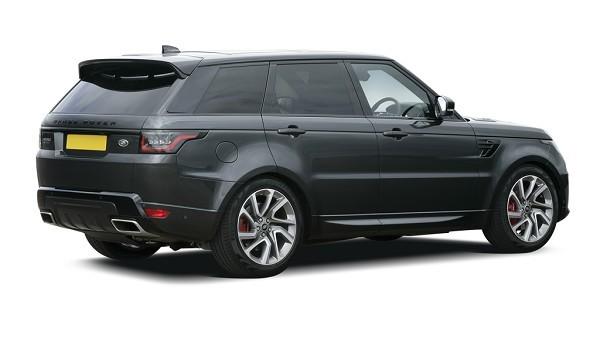 Land Rover Range Rover Sport Estate 5.0 V8 S/C Autobiography Dynamic 5dr Auto [7 seat]