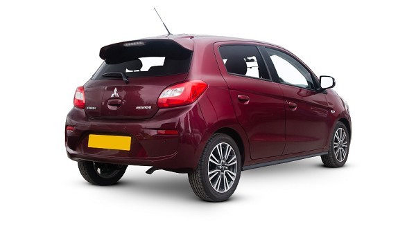 Mitsubishi Mirage Hatchback 1.2 Juro 5dr [Leather]