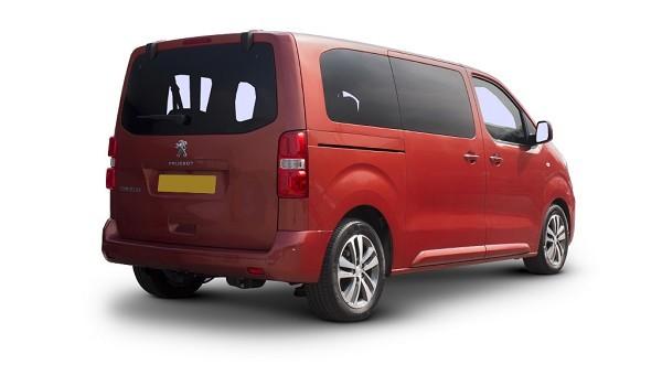 Peugeot Traveller Estate 2.0 BlueHDi 150 Business Standard [9 Seat] 5dr