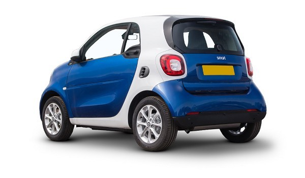Smart Fortwo Coupe Fortwo Coupe 0.9 Turbo Prime 2dr