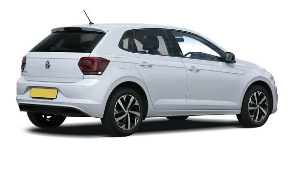 Volkswagen Polo Hatchback 1.0 TSI 115 SEL 5dr DSG
