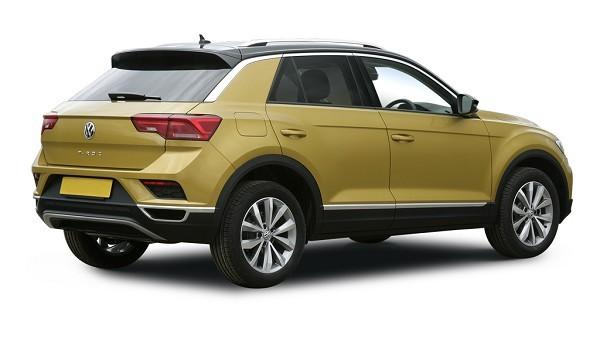 Volkswagen T-Roc Hatchback 1.5 TSI EVO Design 5dr