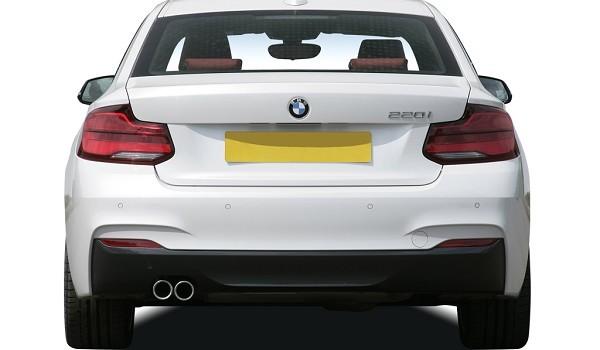 BMW 2 Series Coupe 218i M Sport 2dr [Nav]
