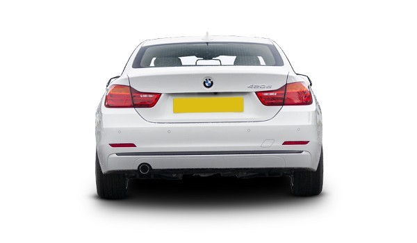 BMW 4 Series Coupe 420d [190] Sport 2dr Auto [Professional Media]