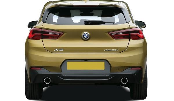 BMW X2 Hatchback sDrive 18d M Sport X 5dr Step Auto